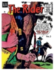 The Rider # 3 Cover Image