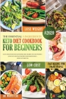 The Essential 5-Ingredients Keto Diet Cookbook For Beginners #2020 Cover Image