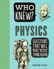 Who Knew? Physics Cover Image