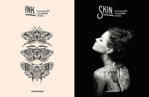 Skin & Ink: Illustrating the Modern Tattoo Cover Image