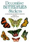 Decorative Butterflies Stickers (Pocket-Size Sticker Collections) Cover Image