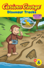 Curious George Dinosaur Tracks (CGTV Reader) Cover Image