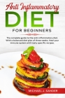 Anti Inflammatory Diet For Beginners Cover Image