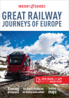 Insight Guides Great Railway Journeys of Europe (Travel Guide with Free Ebook) Cover Image