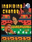 Inspiring Change: Coloring Book vol. 1 Cover Image