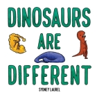Dinosaurs Are Different Cover Image