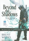 Beyond the Shadows (Night Angel Trilogy (Audio) #3) Cover Image