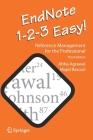 Endnote 1-2-3 Easy!: Reference Management for the Professional Cover Image