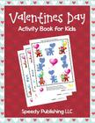 Valentines Day Activity Book for Kids Cover Image