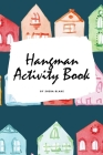 Christmas Hangman Activity Book for Children (6x9 Puzzle Book / Activity Book) Cover Image