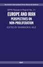 Europe and Iran: Perspectives on Non-Proliferation (SIPRI Research Reports #21) Cover Image