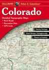 Delorme Colorado Atlas & Gazetteer Cover Image