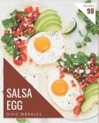 98 Salsa Egg Recipes: A Timeless Salsa Egg Cookbook Cover Image