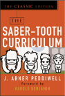 The Saber-Tooth Curriculum, Classic Edition Cover Image