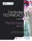 Cambridge Technicals Level 3 Performing Artslevel 3 Cover Image
