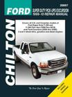 Ford Super Duty Pick-Ups & Excursion, 1999-2010 (Chilton's Total Car Care Repair Manuals) Cover Image
