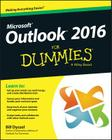Outlook 2016 for Dummies Cover Image