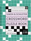 Simon and Schuster Crossword Puzzle Book #235: The Original Crossword Puzzle Publisher Cover Image