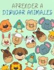 Aprender a Dibujar Animales: Aprender a dibujar niños - Proyectos de arte Paso A Paso. Ideal para niños de 4 a 8 años - Actividades Creativa - Boni Cover Image