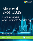 Microsoft Excel 2019 Data Analysis and Business Modeling (Business Skills) Cover Image