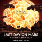 Last Day on Mars (Chronicle of the Dark Star #1) Cover Image