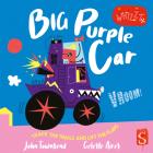 Big Purple Car Cover Image