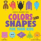 Swedish Children's Book: Colors and Shapes for Your Kids Cover Image