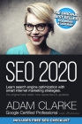 SEO 2020 Learn Search Engine Optimization With Smart Internet Marketing Strategies: Learn SEO with smart internet marketing strategies Cover Image