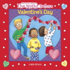 The Night Before Valentine's Day (Reading Railroad Books) Cover Image