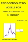 Price-Forecasting Models for Ehang Holdings Ltd Ads EH Stock Cover Image