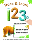 Trace & Learn the 123s Cover Image