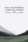 Man and Superman: A Comedy and a Philosophy: Annotated Cover Image