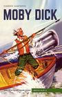 Moby Dick (Classics Illustrated) Cover Image
