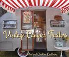 Vintage Camper Trailers Cover Image