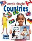 I Can Write a Book about Countries Cover Image