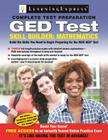 GED(R) Test Skill Builder: Mathematics Cover Image