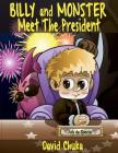 Billy and Monster Meet the President Cover Image