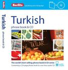 Berlitz Turkish Phrase Book [With CD (Audio)] Cover Image