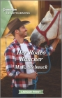 Her Rodeo Rancher: A Clean Romance Cover Image