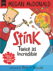 Stink: Twice as Incredible Cover Image