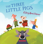 The Three Little Pigs (Tales to Grow By) (Library Edition): A Story About Patience Cover Image
