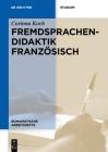 Fremdsprachendidaktik Französisch Cover Image