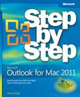 Microsoft Outlook for Mac 2011 Step by Step Cover Image