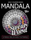 Adult Coloring Books Mandala Vol.2 Cover Image