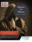 Study and Revise for As/A-Level: Measure for Measure Cover Image
