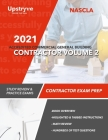 2021 NASCLA Accredited Commercial General Building Contractor - Volume 2: Study Review & Practice Exams Cover Image