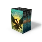 Percy Jackson & the Olympians Boxed Set Cover Image