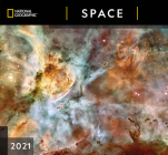Cal 2021- National Geographic Space Wall Cover Image