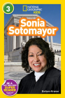 National Geographic Readers: Sonia Sotomayor (Readers Bios) Cover Image