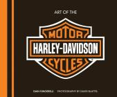 Art of the Harley-Davidson(R) Motorcycle - Deluxe Edition Cover Image